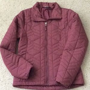 The North Face Women's Jacket. Maroon. S/P.